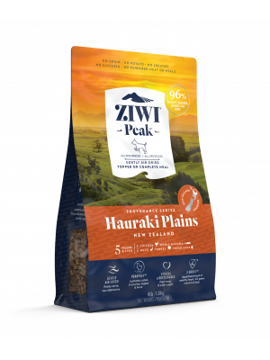 Ziwi Peak Provenance Hauraki Plains Air Dried Food