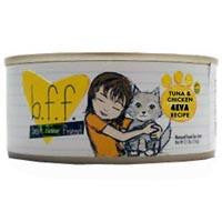 Weruva BFF Tuna and Chicken 4Eva Cat Food