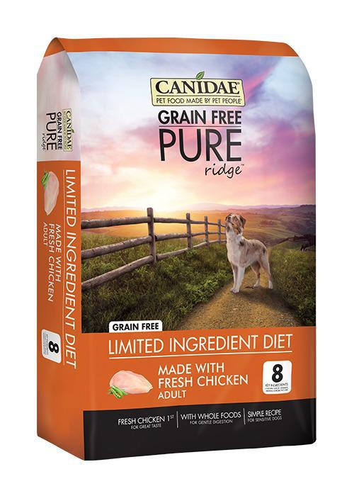 Canidae Pure Ridge Chicken