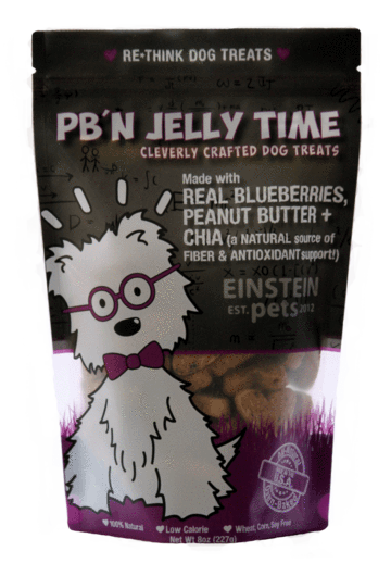 Einstein Pets PB'N Jelly Time