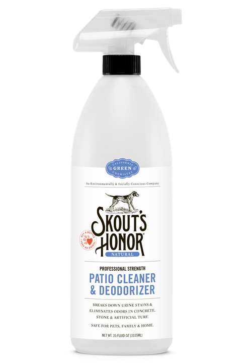 Skout's Honor Patio Cleaner & Deodorizer