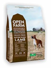 Open Farm Pasture-Raised Lamb