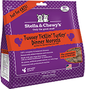 Stella & Chewy's FD Tummy Ticklin' Turkey Cat Recipe