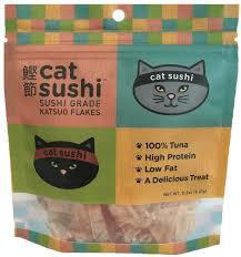 Complete Natural Nutrition Cat Sushi