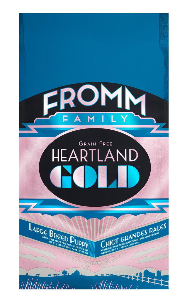 Fromm Heartland Gold Large Breed Puppy