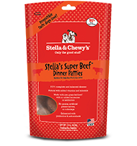Stella & Chewy's Freeze-Dried Super Beef Recipe