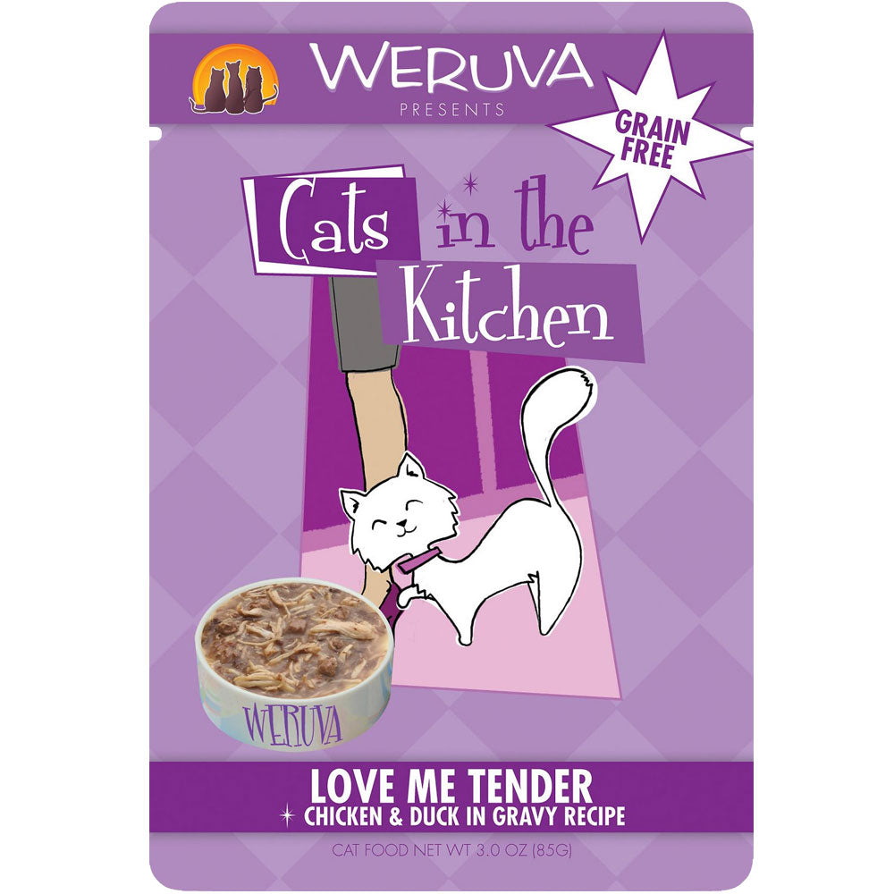Weruva CITK Love Me Tender Cat Food