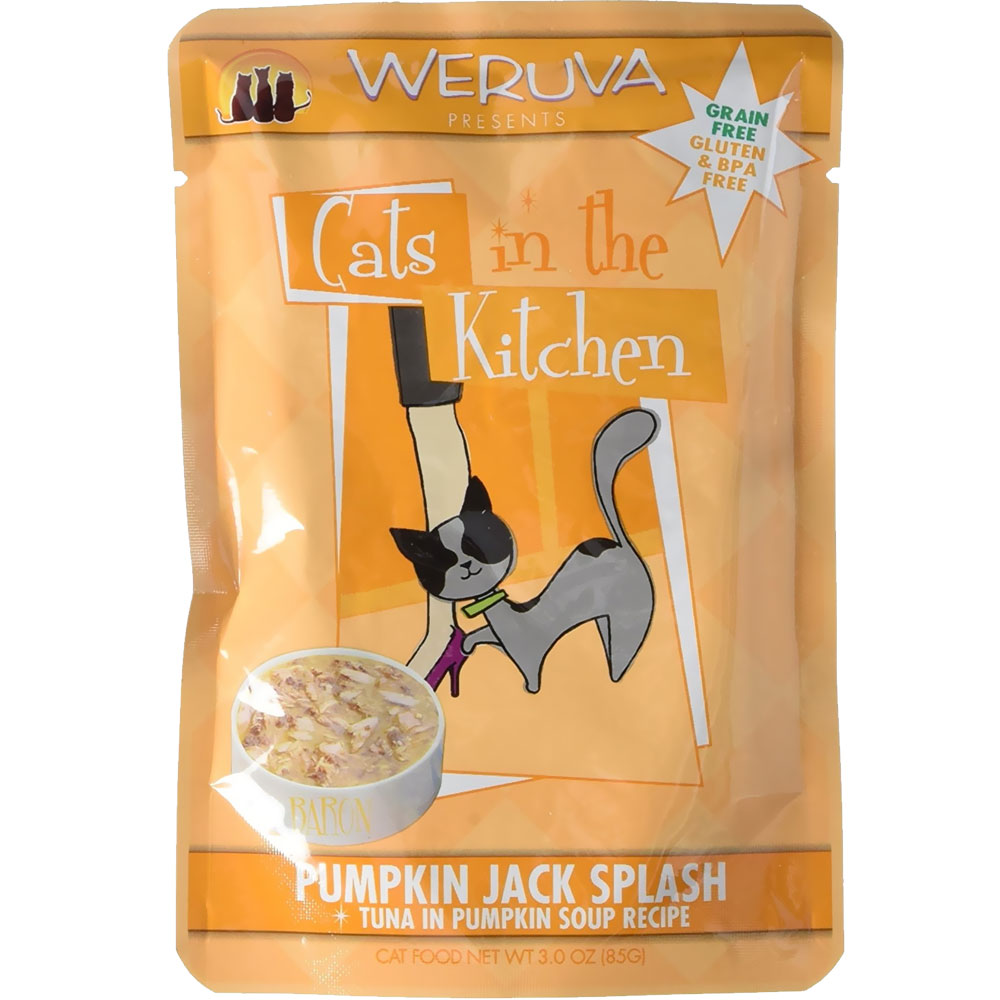 Weruva CITK Pumpkin Splash Jack Cat Food