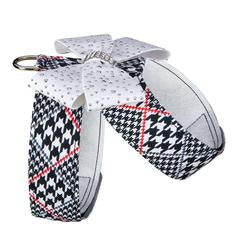 CLASSIC GLEN HOUNDSTOOTH STARDUST NOUVEAU BOW TINKIE HARNESS