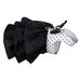 POLKA DOT MADISON COUTURE DOG DRESS HARNESS