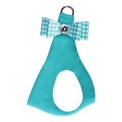 BIMINI HOUNDSTOOTH BIG BOW STEP IN HARNESS