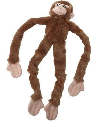 "SKINNEEEZ MONKEY 16"" DOG TOY, Toys - Bones Bizzness"