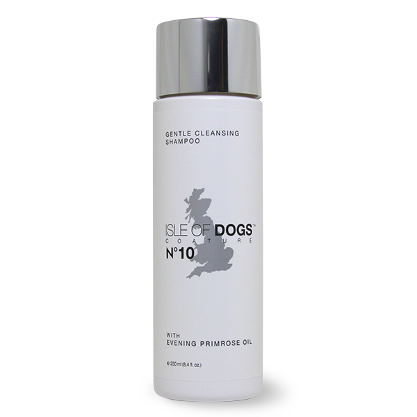 NO. 10 EVENING PRIMROSE OIL SHAMPOO, Groom - Bones Bizzness