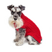 RED SUPER CHUNKY DOG SWEATER, Sweaters - Bones Bizzness