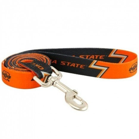OKLAHOMA STATE DOG LEASH, NCAA - Bones Bizzness