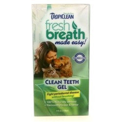TROPICLEAN DENTAL GEL DOG