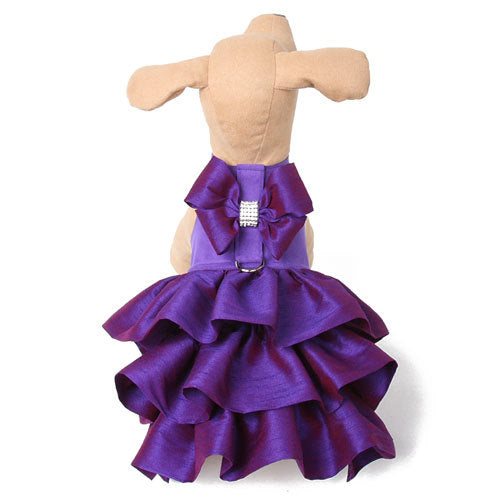 VIOLET MADISON COUTURE DOG DRESS HARNESS, DRESS - Bones Bizzness