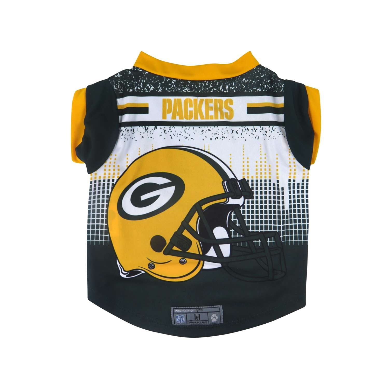 the latest d3500 be8f0 GREEN BAY PACKERS PERFORMANCE TEE SHIRT