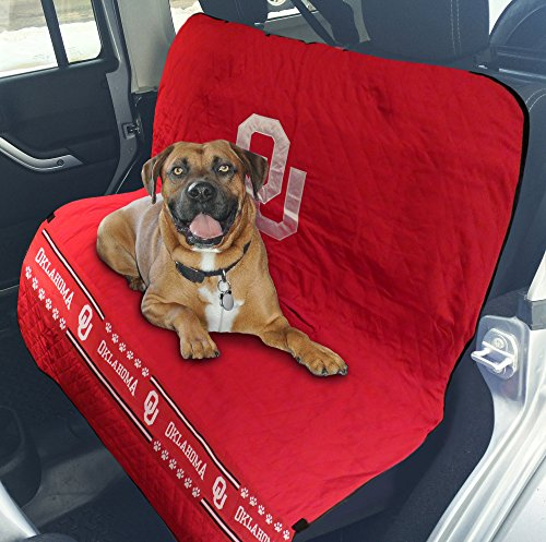 OKLAHOMA SOONERS CAR SEAT COVER, NCAA - Bones Bizzness