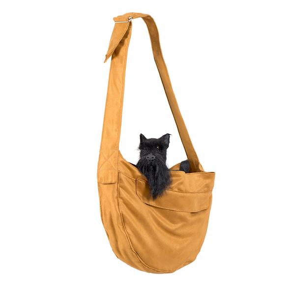 Cuddle Dog Carrier Bronze