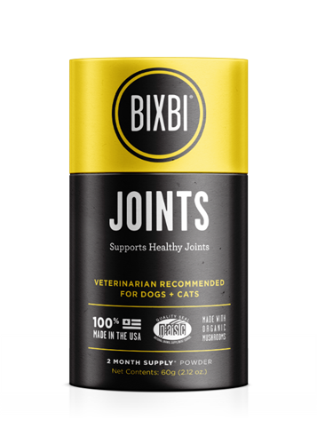 BIXBI SUPPLEMENT- HIP AND JOINT 60 GRAMS