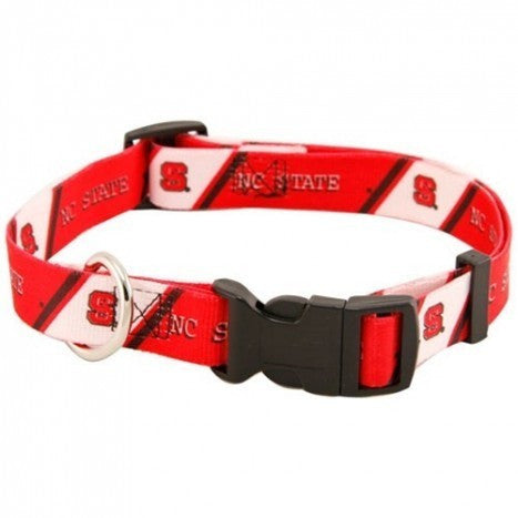 NORTH CAROLINA STATE DOG COLLAR, NCAA - Bones Bizzness