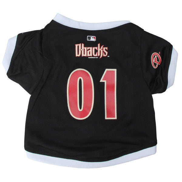 ARIZONA DIAMONDBACKS DOG JERSEY, MLB - Bones Bizzness