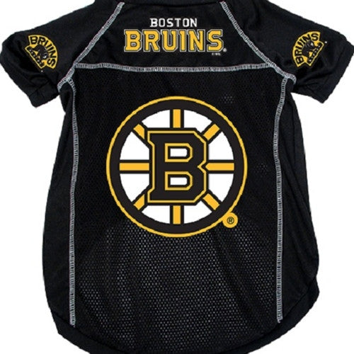 BOSTON BRUINS DOG JERSEY, NHL - Bones Bizzness