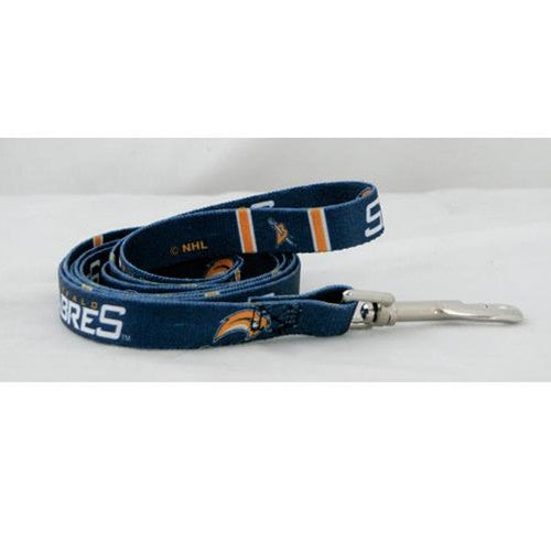 BUFFALO SABRES DOG LEASH, NHL - Bones Bizzness