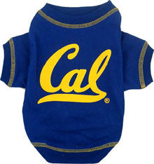 CALIFORNIA BERKELEY DOG TEE SHIRT, NCAA - Bones Bizzness
