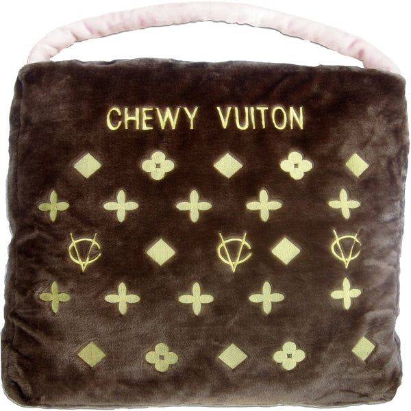 CHEWY VUITON DOG BED, Beds - Bones Bizzness
