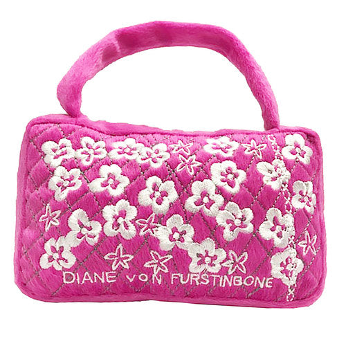 DIANE VON FURSTINBONE BAG DOG TOY, Toys - Bones Bizzness