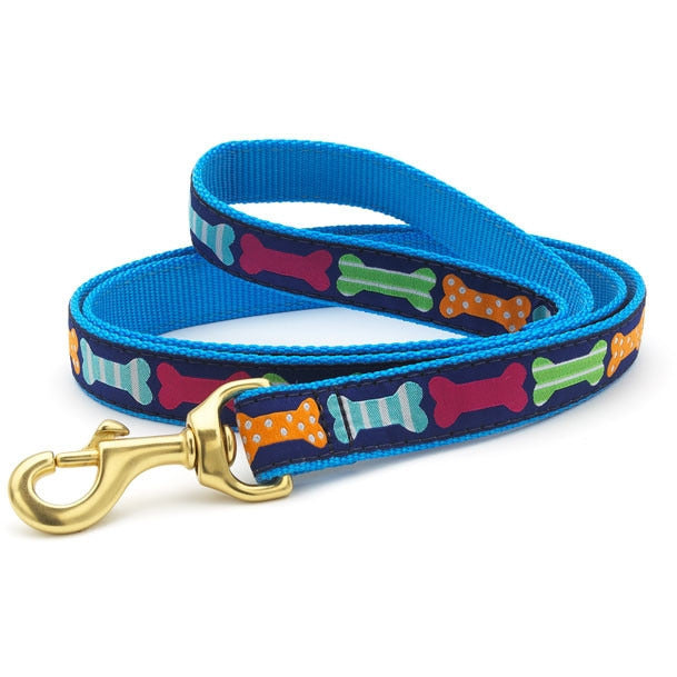 BIG BONES DOG LEAD, Leash - Bones Bizzness