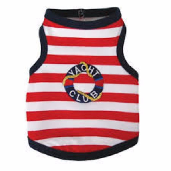 YACHT CLUB TANK, Shirts Tanks & Tees - Bones Bizzness