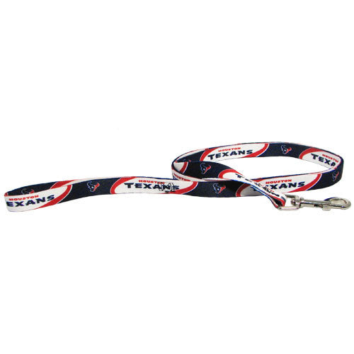 HOUSTON TEXANS DOG LEASH, NFL Leashes - Bones Bizzness
