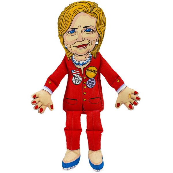 HILLARY DOG TOY, Toys - Bones Bizzness
