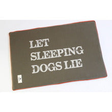 ISLAND DOG ECO-FRIENDLY DOG MAT, Rugs - Bones Bizzness