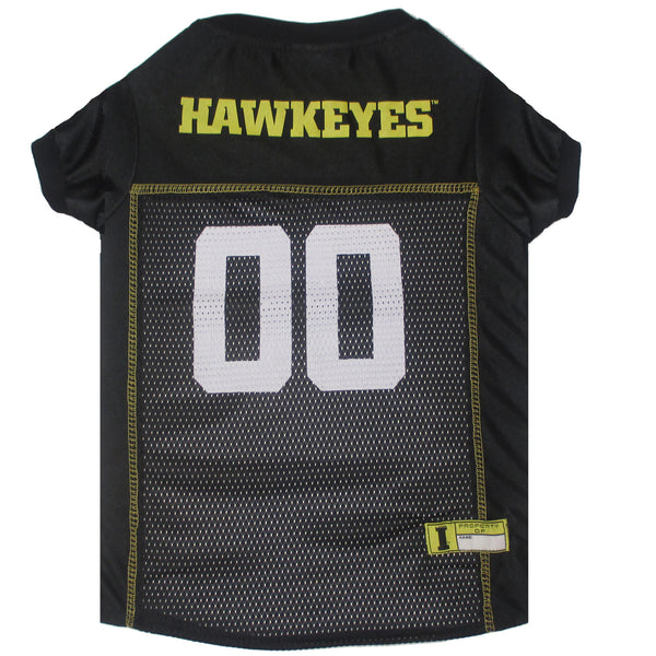 IOWA HAWKEYES DOG JERSEY, NCAA - Bones Bizzness