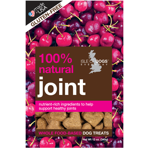 JOINT 100% NATURAL BAKED TREAT - FEATURING GLUCOSAMINE AND CHONDROITIN, Treats - Bones Bizzness