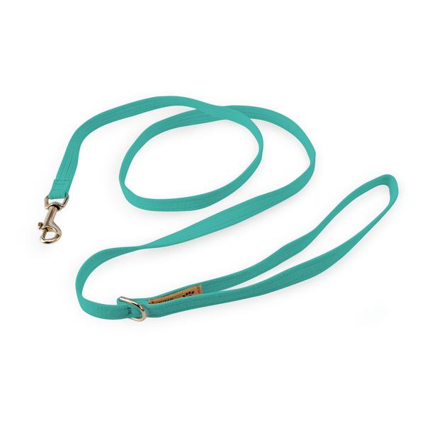 BIMINI PLAIN DOG LEASH, SUSAN LANCI LEASHES - Bones Bizzness