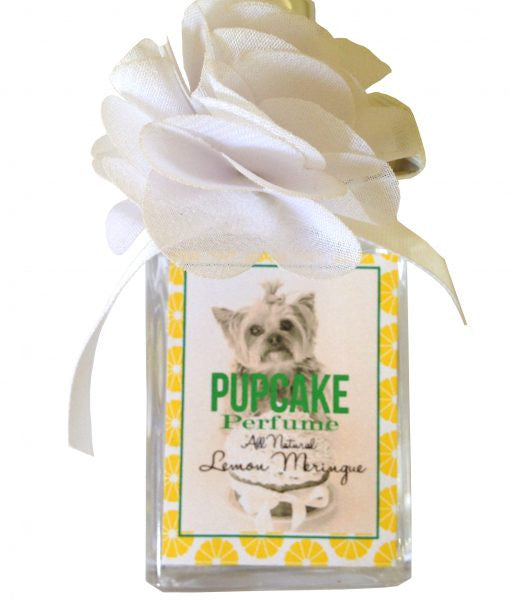 LEMON MERINGUE PUPCAKE DOG FRAGRANCE - ALL NATURAL, Groom - Bones Bizzness