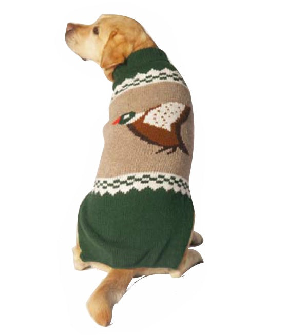 MALLARD DOG SWEATER, Sweaters - Bones Bizzness