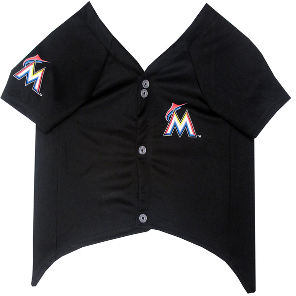 MIAMI MARLINS DOG JERSEY, MLB - Bones Bizzness