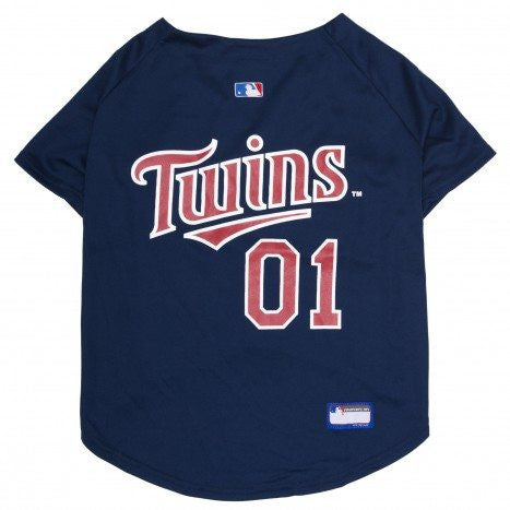 MINNESOTA TWINS DOG JERSEY, MLB - Bones Bizzness