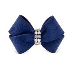 INDIGO NOUVEAU DOG HAIR BOWS, HAIR BOW - Bones Bizzness