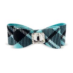 TIFFI PLAID BIG BOW HAIR BOW, HAIR BOW - Bones Bizzness