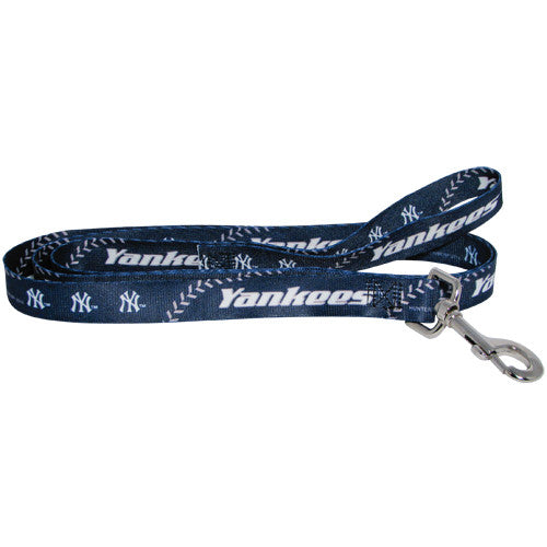 NEW YORK YANKEES DOG LEASH, MLB - Bones Bizzness