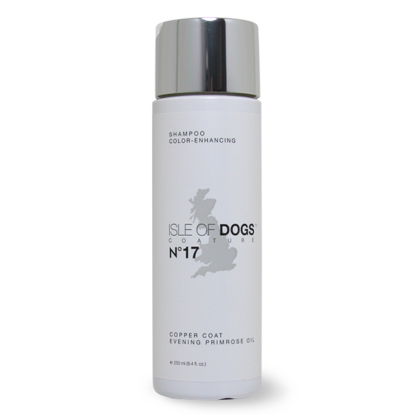No. 17 COPPER COAT EVENING PRIMROSE OIL SHAMPOO, Groom - Bones Bizzness