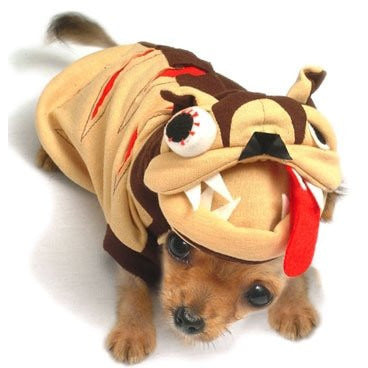 DOG THE RIPPER DOG COSTUME, Costume - Bones Bizzness