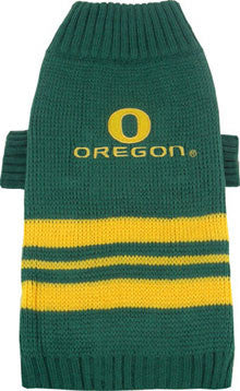 OREGON DUCKS DOG SWEATER, NCAA - Bones Bizzness